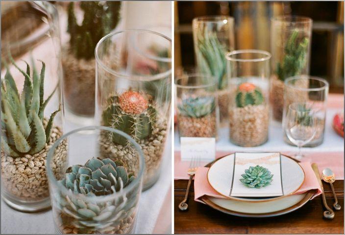 macetas para cactus. mini maceteros diy with macetas para cactus