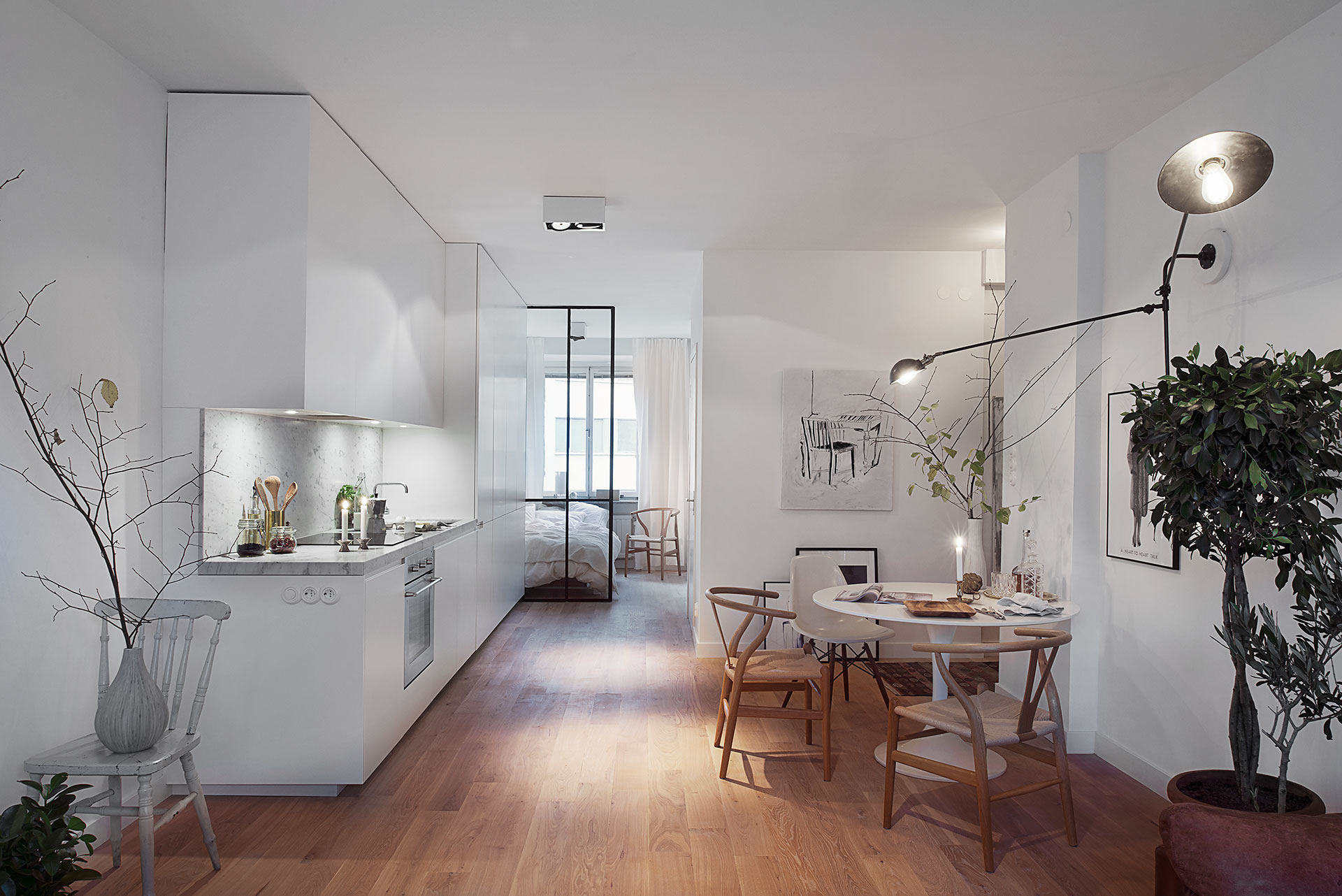 Diseño para interiores Madrid